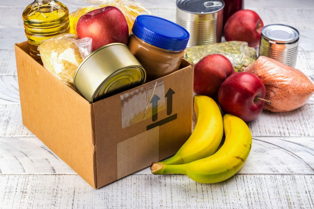 How To Pack Foods For Moving