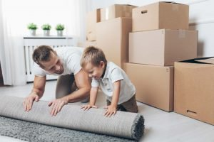 How to Move With Kids Easily