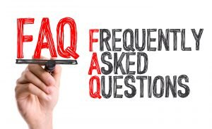 Moving FAQ's