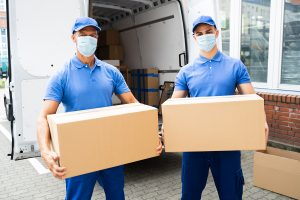 Helpful tips when moving during the COVID-19 pandemic